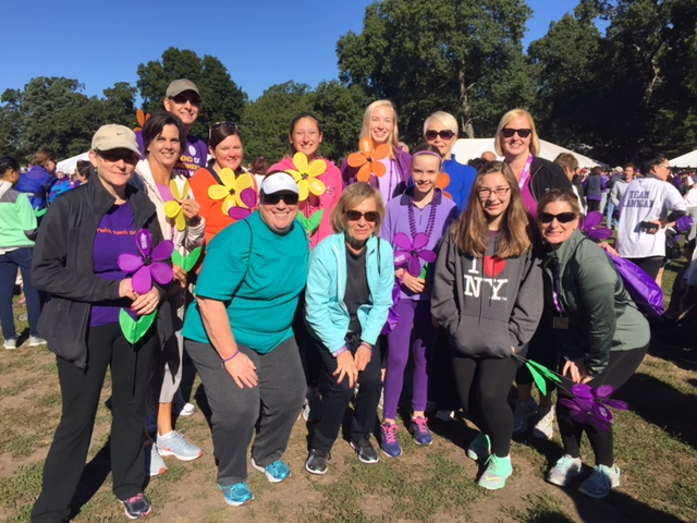 Walk to end Alzheimer's RI